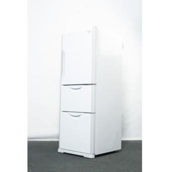 日立 3ドア冷蔵庫 265L R-27CS 2012年製 【中古】【らくらく家財宅急便Dランク】