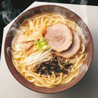 あごだし醤油・岩塩ラーメンセット(磯紫菜付) RAG−12i