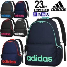 【SALE】 アディダス adidas リュックサック 全6色 23リットル  デカロゴ かわいい 通学 男子 女子 スクールバッグ 47892
