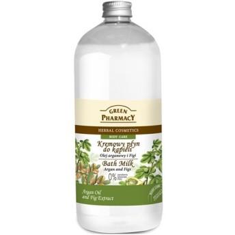 エルファ グリーンファーマシー バスミルク Argan Oil&Figs 1000ml - 三和トレーディング