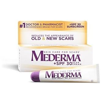 Mederma 社 日焼け止め成分SPF30配合 メドロマ(メデルマ) 1本 20g Mederma Scar Cream Plus SPF 30