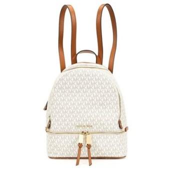 マイケルコース バックパック ● Michael Kors 30S7GEZB1B Rhea Medium Backpack (VANILLA) ミディアム バックパック/リュック (バニラ)