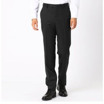 【COMME CA ISM:スーツ・ネクタイ】《セットアップ》 ウールギャバ スーツパンツ