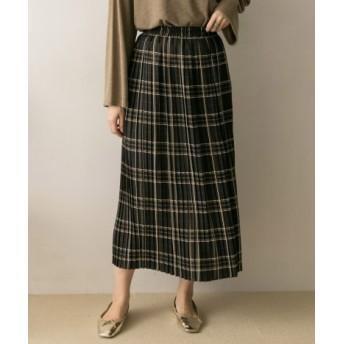 URBAN RESEARCH(アーバンリサーチ) スカート スカート チェックプリーツスカート【送料無料】