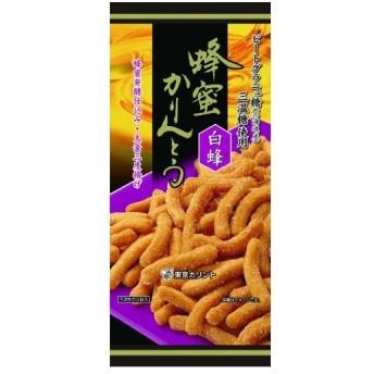 東京カリント 110g蜂蜜かりんとう 白蜂 110g×12袋