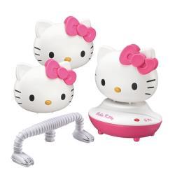 【聯名商品】GW水玻璃 Hello Kitty分離式除濕機組5件組(烘鞋架)