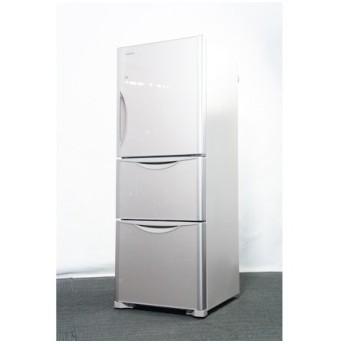 日立 3ドア冷蔵庫 265L R-S2700FV 2015年製 【中古】【らくらく家財宅急便Dランク】