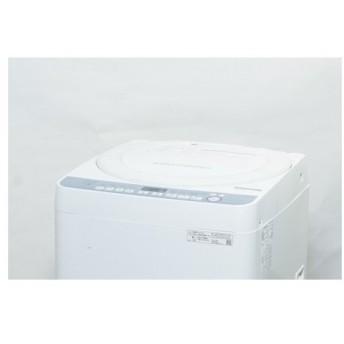 SHARP 全自動洗濯機 7.0kg ES-T711 2019年製 【中古】【佐川急便240サイズ】