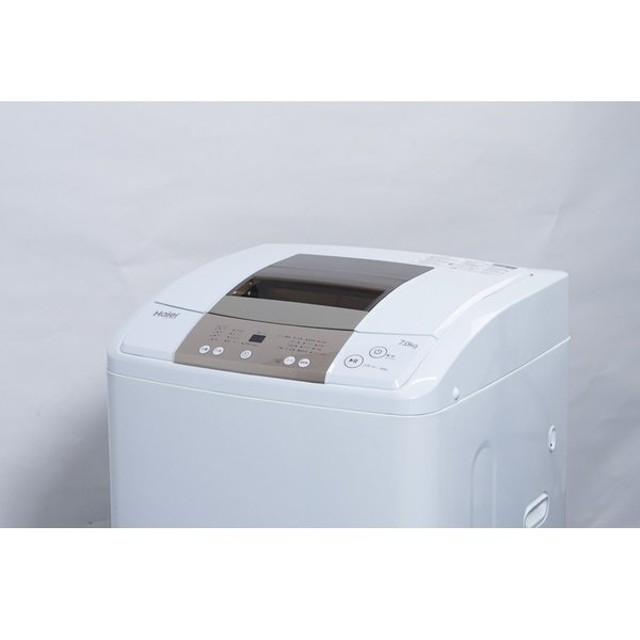 ハイアール 全自動洗濯機 7.0kg  JW-K70M 2017年製 【中古】【佐川急便240サイズ】
