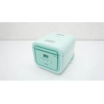 タイガー 3合炊き マイコン炊飯器 JAJ-A552 アイスミント 【中古】【佐川急便100サイズ】