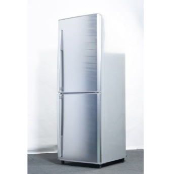 三菱 2ドア冷蔵庫 256L MR-H26M-T 2007年製 【中古】【らくらく家財宅急便Dランク】