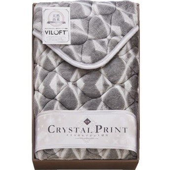 クリスタルプリント バイロフト混敷パッド VIL80800