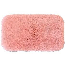 オカ PLYS (プリス) バスミューズ ミレニアム バスマット 約35×60cm (ピンク)