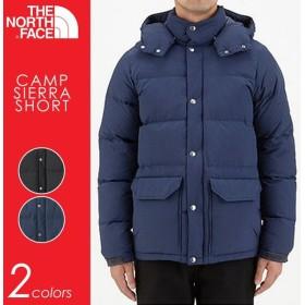 【送料無料】THE NORTH FACE ノースフェイス キャンプシェラショート ダウンジャケット メンズ ND91637 アウトドア