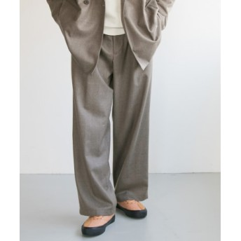 URBAN RESEARCH(アーバンリサーチ) ボトム パンツ WELLDER Two Tack Wide Trousers【送料無料】