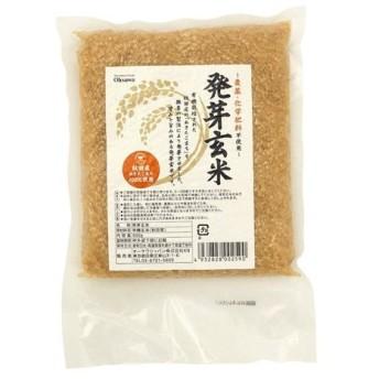 国内産発芽玄米 500g - オーサワジャパン