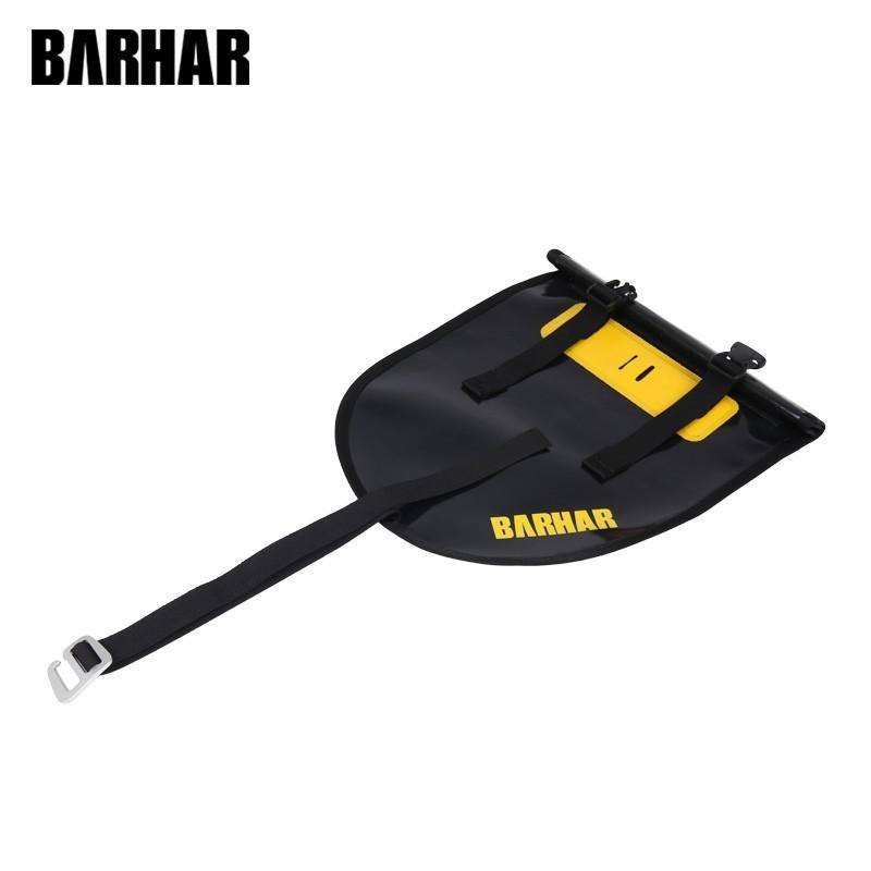 巴哈 BARHAR 35升繩袋專用 頂蓋包 (黑色)
