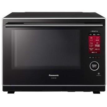 パナソニック Panasonic ビストロ スチームオーブンレンジ 30L ブラック NE-BS1500-K