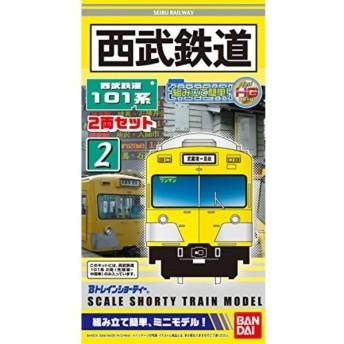 Bトレインショーティー 西武鉄道 101系 旧塗装 2両セット[na]