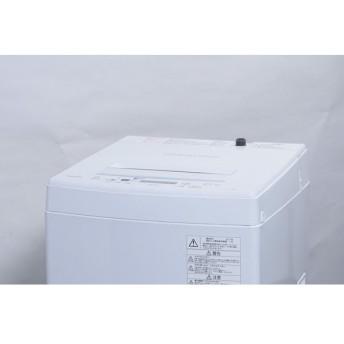 東芝 全自動洗濯機 4.5kg AW-45M5 2017年製 【中古】【一人暮らし】【佐川急便240サイズ】