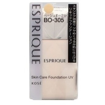 コーセー エスプリーク スキンケアファンデーション UV BO-305 30g spf350