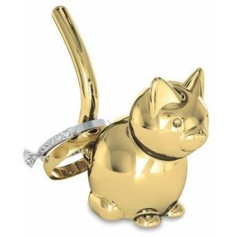 umbra ZOOLA RING HOLDER(ズーラ リングピアスホルダー) BR CAT(ブラス キャット) 2299212-104