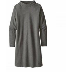 パタゴニア Patagonia レディース ワンピース ワンピース・ドレス Mount Sterling Sweater Dress Forge Grey