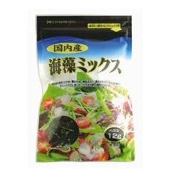 国内産海藻ミックス 12g - カネリョウ海藻