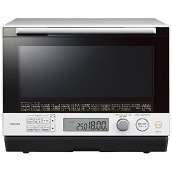 東芝 TOSHIBA スチームオーブンレンジ 過熱水蒸気オーブンレンジ グランホワイト ER-SD100-W