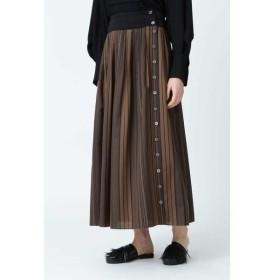 ADORE / アドーア マルチストライプロングスカート