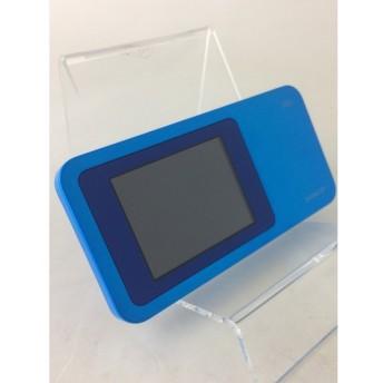 【au】Speed Wi-Fi NEXT W01 ブルー