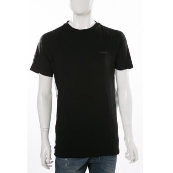 ディーゼル DIESEL Tシャツアンダーウェア Tシャツ 半袖 丸首 UMTEE-SEBY MAGLIETTA メンズ 00ST1R 0HAMW ブラック
