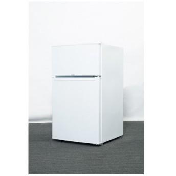 ハイアール 2ドア冷蔵庫 85L JR-N85B 2017年製 【中古】【一人暮らし】【佐川急便240サイズ】