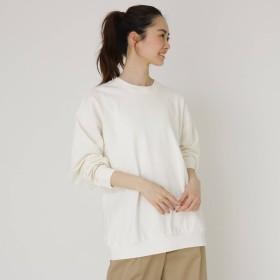 BASE CONTROL LADYS(ベースステーション:レディース)/ビッグシルエット 長袖 Tシャツ
