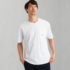 UNITED ARROWS green label relaxing:MEN'S(ユナイテッドアローズ グリーンレーベル リラクシング)/[ペイデイ] SC★★PAYDAY ロゴ ポケット-Tシャツ