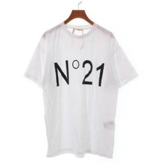 N°21 / ヌメロヴェントゥーノ Tシャツ・カットソー レディース