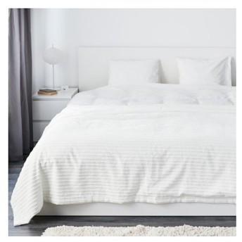 【IKEA/イケア/通販】「ベットルーム・布団」 TUSENSKONAベッドカバー, ホワイト(602.480.22)