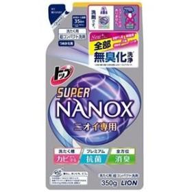 トップ スーパーナノックス ニオイ専用詰替 350g