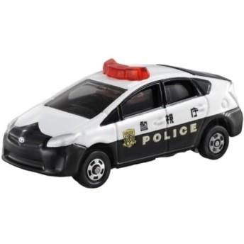 トミカ 40周年記念 テコロジートミカ トヨタ プリウス パトロールカー[TT139]