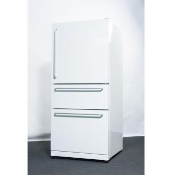 無印良品 3ドア冷蔵庫 246L M-R25B 2004年製 【中古】【らくらく家財宅急便Dランク】