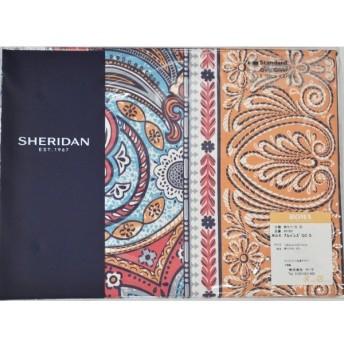 SHERIDAN/シェリダン 掛けカバー アルバレズ グリーン シングル 150×210cm 687201