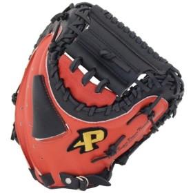 サクライ貿易 Promark(プロマーク) 野球 一般軟式用 グラブ(グローブ) キャッチャー PCM-4253BK