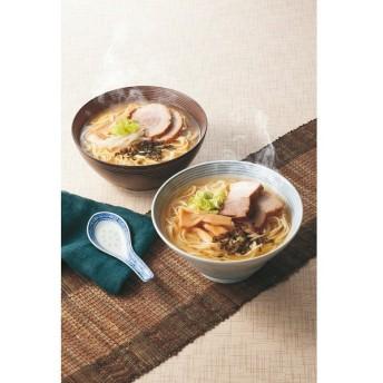 あごだし醤油・岩塩ラーメンセット(磯紫菜付) RAG−9i