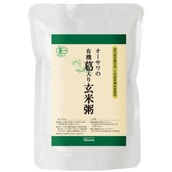 オーサワの有機葛入り玄米粥 200g - オーサワジャパン