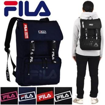 フィラ FILA リュック リュックサック デイパック コード フラップ型 15リットル 全4色 かわいい 7590