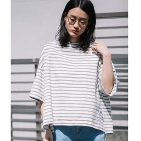 [マルイ]【セール】【Liyoca】バスクシャツ/ランドワーズ(LANDWARDS)