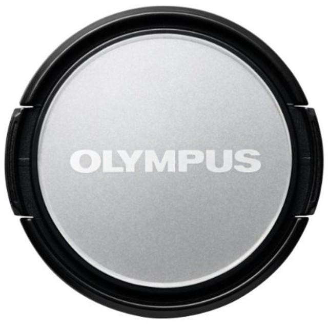 OLYMPUS レンズキャップ ミラーレス一眼 PEN用 LC-37DC LC-37PR SLV[LC-37PR SLV](シルバー)