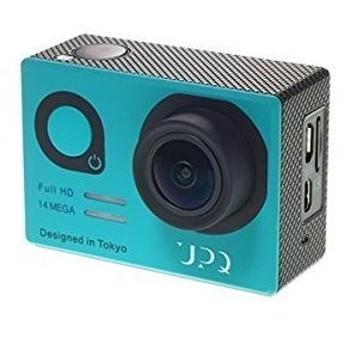 UPQ アクションスポーツカメラ Q-camera ACX1/BG ブルー バイ グリーン