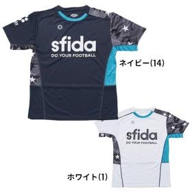 (サッカー) スフィーダ(SFIDA) 昇華プラクティスシャツ02 SA17S09 (取寄)