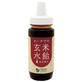 オーサワの玄米水飴 プラボトル 250g - オーサワジャパン